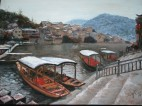 Feng Huang, Winter - SOLD