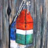 Duet 12 x 16, Oil on Canvas 2016
