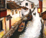 ZhouZhuang waterway 300 dpi