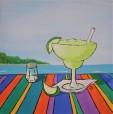 Margarita III 12 x 12 Acrylic $150
