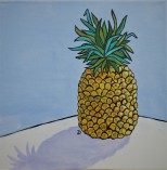 Pineapple II 12 x 12 Acrylic $150