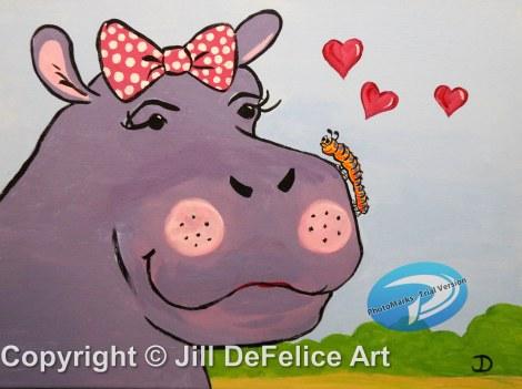 HIPPO LOVE - DeFelice - 300 dpi A